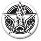 Less Than Jake band button! (25mm, badges, pins, ska, punk)
