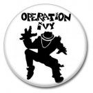 Operation Ivy band button! (25mm, badges, pins, ska, punk)