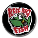 Reel Big Fish band button! (25mm, badges, pins, ska, punk)
