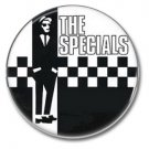 the Specials band button! (25mm, badges, pins, ska, punk)