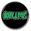 Sumblime band button! (25mm, badges, pins, ska, punk)