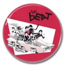 the BEAT band button! (25mm, badges, pins, ska, punk)