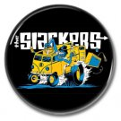 the Slackers band button! (25mm, badges, pins, ska, punk)