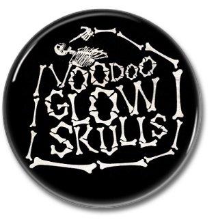 Voodoo Glow Skulls band button! (25mm, badges, pins, ska, punk)