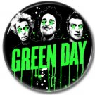 Green Day band button (25mm, punk, badges, pins)