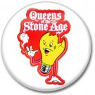 QUEENS OF THE STONE AGE button (badges, pins, stoner rock, sludge)