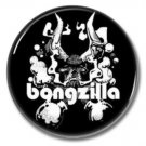 Bongzilla band button (badges, pins, stoner rock, sludge)