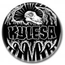 KYLESA band button (badges, pins, stoner rock, sludge)