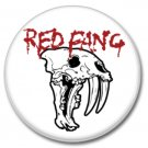 Red Fang band button (badges, pins, stoner rock, sludge)