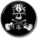 Corrosion Of Conformity band button (badges, pins, stoner rock, sludge)