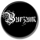 BURZUM band button (25mm, badges, pins, heavy metal, black metal)