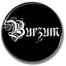 BURZUM band button (25mm, badges, pins, heavy metal, black metal)