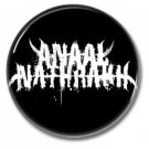 Anaal Nathrakh band button (25mm, badges, pins, heavy metal, black metal)