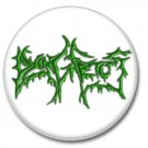 Dying Fetus band button! (25mm, badges, pins, heavy metal, death metal)
