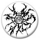 Kataklysm band button! (25mm, badges, pins, heavy metal, death metal)