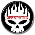 Offspring band button (punk, badges, pins, 25mm)