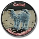 CAMEL band button (prog rock, badges, pins, 31mm)