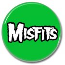 MISFITS button (punk, badges, pins, 25mm)