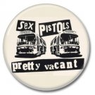Sex Pistols button (punk, badges, pins, 25mm)