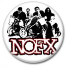 NOFX button (punk, badges, pins, 25mm)