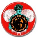 The Brian Jonestown Massacre band button! (25mm, badges, garage)