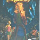 Sealed DVD FIREBREATHER Cartoon Network FIRE BREATHER Peter Chung