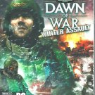 PC GAME WARHAMMER 40K DAWN OF WAR WINTER ASSAULT GoTY Win 98 Thru Win 10 Sealed