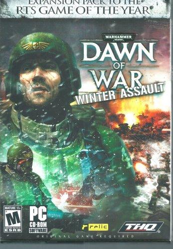 PC GAME WARHAMMER 40K DAWN OF WAR WINTER ASSAULT GoTY Win 98 Thru Win 10 Sealed