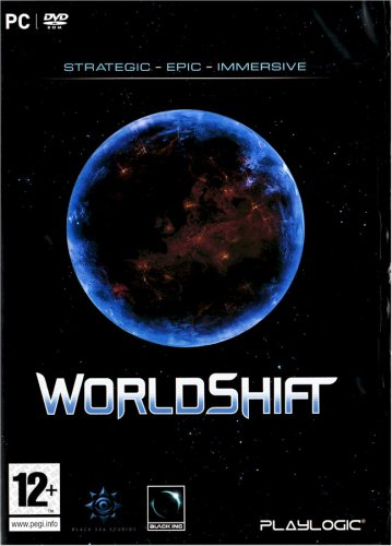 PC GAME WORLDSHIFT Win XP Thru Win 10 Sealed