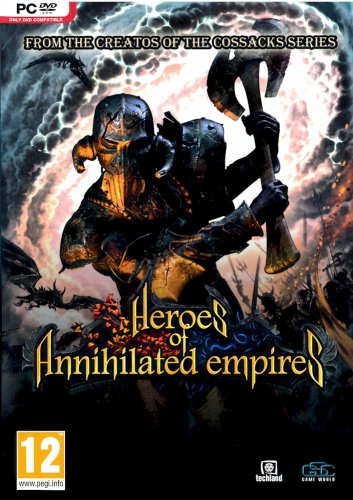 PC GAME HEROES OF ANNIHILATED EMPIRES Win XP Thru Win 10 Sealed
