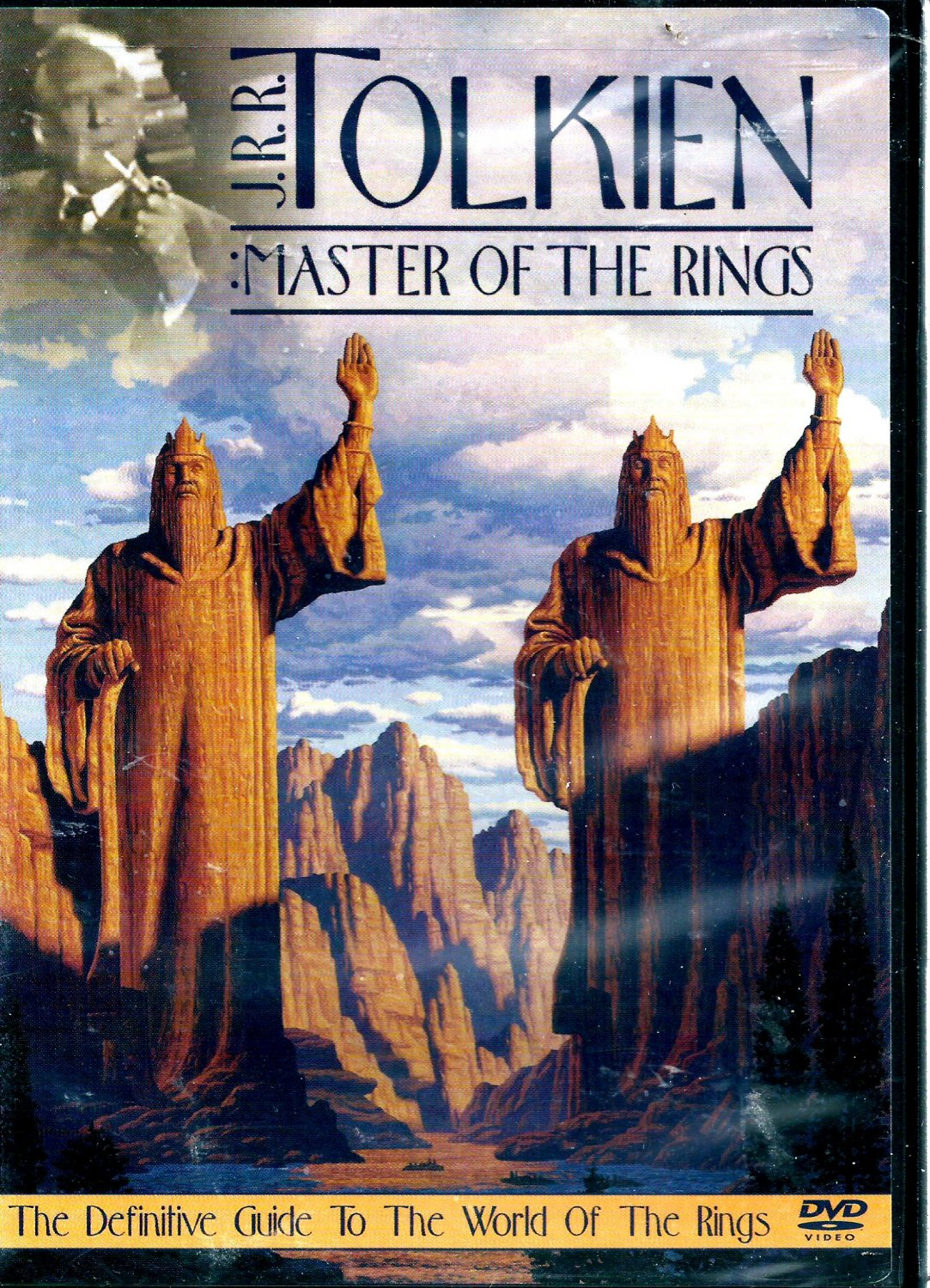 Sealed DVD J.R.R. TOLKIEN Master of the Rings Documentary