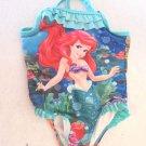 Disney - Ariel 1 Piece Swimsuit w/Ruffles, Lined, Nice! Infant Girls Size 18 Mo.