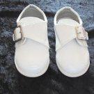 Auston Avery 537 Wte Faux Patent Leather Boys Wedding/Church Dress Shoes Sz 3