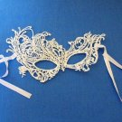 New Women Sexy Lace Hollow Face Mask Masquerade Ball Halloween Party Mask USA