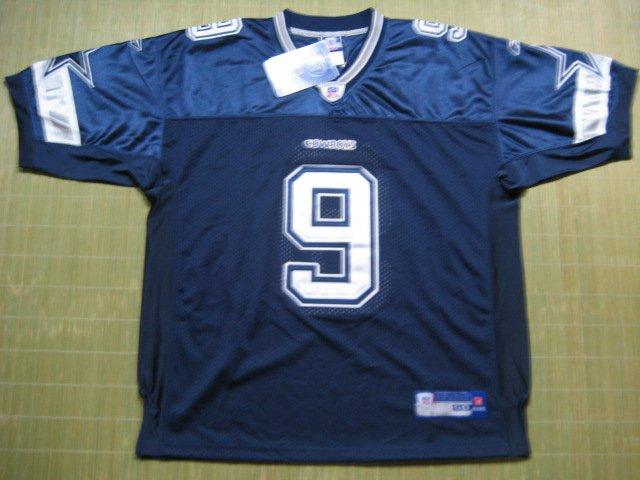 Dallas Cowboys Tony Romo # 9 NFL Jersey size 48/50/52/54