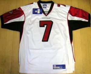 Michael Vick Falcons NFL RBK AUTHENTIC Jersey #7 size 48/50/52/54
