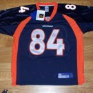 Authentic 2007 NEW STYLE NFL jerseys #84 WALKER BLUE