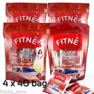 FITNE TEA THAI HERBAL DIET SLIM FITNESS SLIMMING DETOX LAXATIVE WEIGHT LOSS 4x40