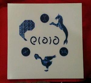PLAID - Double Figure RARE 2 x LP's MINT!  2001 AMAZING SOUND ON VINYL!!!