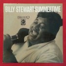 BILLY STEWART SUMMERTIME  1965 1ST PRESS HOLLAND lp in FANTASTIC condition