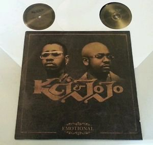 K-Ci & JoJo LP 2 Emotional Excellent condition only played a few times. RARE