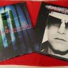 ELTON JOHN - GREATEST HITS VOL. 2 + VICTIM OF LOVE LP's BOTH ORIG NEW SEALED !!