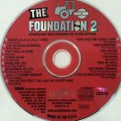 SC 7597 SOUND CHOICE KARAOKE THE FOUNDATION 2 CD+G RARE single disk for sale