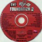 SC 7597 SOUND CHOICE KARAOKE THE FOUNDATION 2 CD+G RARE single disk for sale