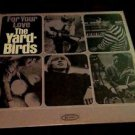 THE YARDBIRDS FOR YOUR LOVE  MONO PROMO WLP 1st PRESS 1965 ORIGINAL EX+ VG+