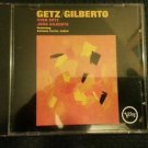 Getz/Gilberto: Joao Gilberto Stan Getz Antonio Jobim 1st press GERMANY CD NM