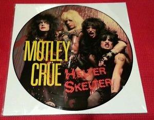 """Motley Crue - Helter Skelter (12"""" Picture Disc 1984 Elektra STE-60395)"""