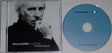 The Beatles GEORGE MARTIN 1998 Interview - A Conversation US Promo Only CD Mint
