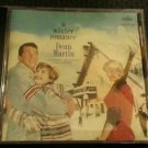 DEAN MARTIN - A Winter Romance CD Christmas Original 1950's Inserts with booklet