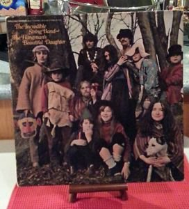 INCREDIBLE STRING BAND: The Hangman's Beautiful Daughter LP (RED LABEL) VG / VG+
